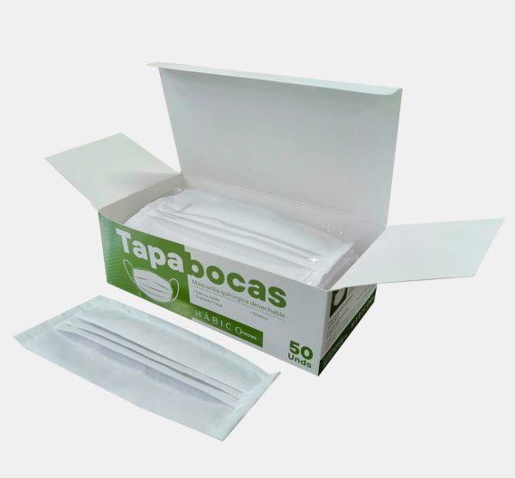 CAJA TAPABOCAS