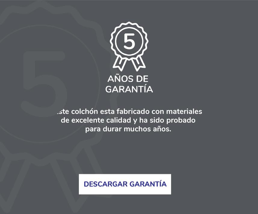5 ANOS GARANTIA